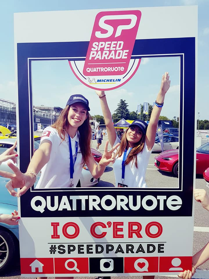 Donne e motori a Monza