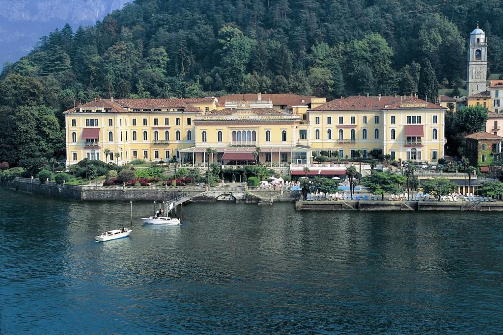 Villa Serbelloni premiato come miglior resort di lusso in Italia