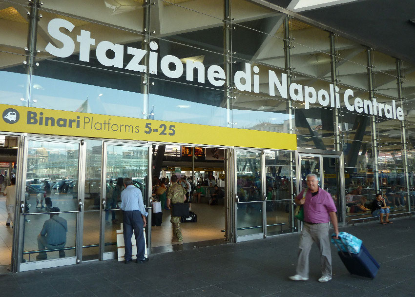 1 promoter a Napoli